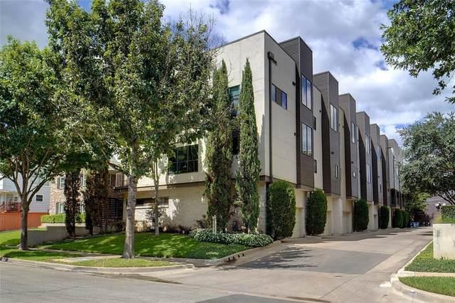 4111 Newton Avenue #2, Dallas, TX 75219 (MLS #14674917) :: Real Estate By Design