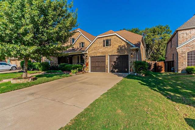 2664 Waters Edge Drive, Grand Prairie, TX 75054 (MLS #14674928) :: Real Estate By Design