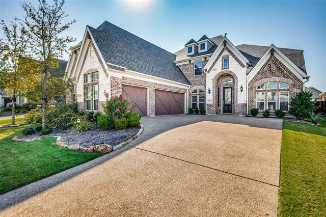 3624 Ladybank, The Colony, TX 75056 (MLS #14674945) :: Real Estate By Design