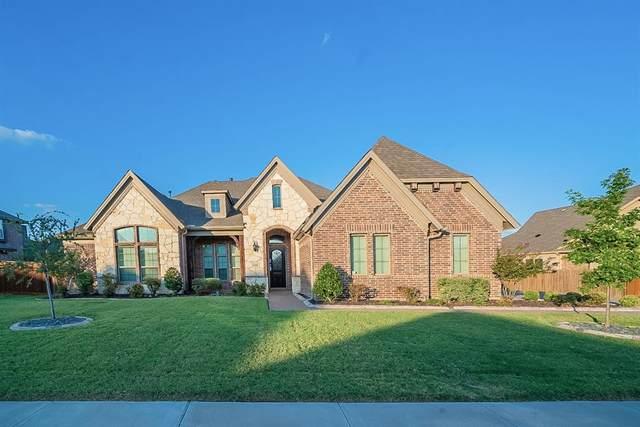 7232 Vienta Point, Grand Prairie, TX 75054 (MLS #14674946) :: Real Estate By Design