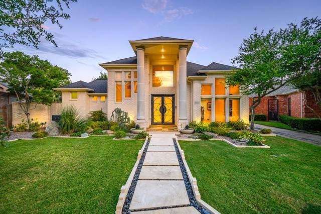 17604 Windflower Way, Dallas, TX 75252 (MLS #14674955) :: Real Estate By Design