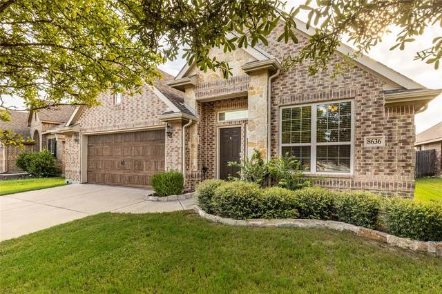 8636 Running River Lane, Fort Worth, TX 76131 (MLS #14674958) :: Real Estate By Design