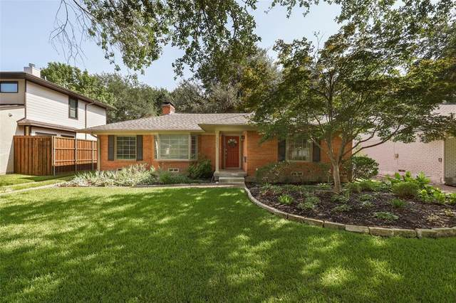 7235 Haverford Road, Dallas, TX 75214 (MLS #14674967) :: All Cities USA Realty