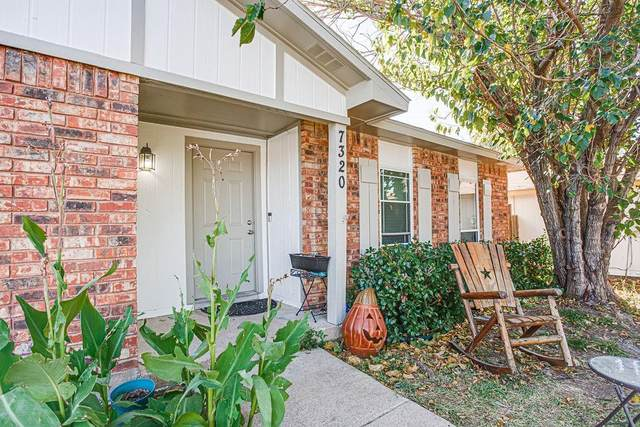 7320 Bristlecone Court, Fort Worth, TX 76137 (MLS #14674977) :: Real Estate By Design