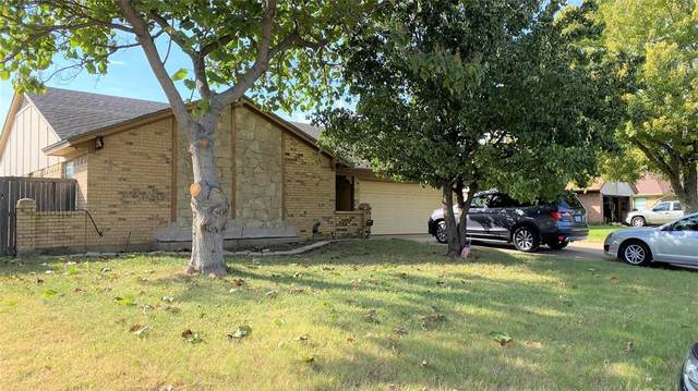 6605 Hickory Place, Fort Worth, TX 76137 (MLS #14674984) :: Real Estate By Design