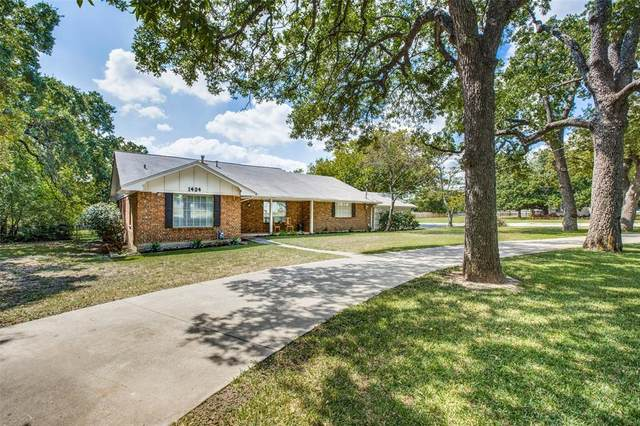 1404 E Bankhead Drive, Weatherford, TX 76086 (MLS #14674999) :: Potts Realty Group