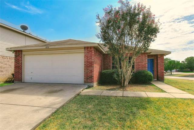 4041 Fox Trot Drive, Fort Worth, TX 76123 (MLS #14675020) :: Real Estate By Design