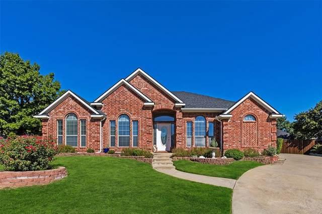 1605 Cordero Court, Denton, TX 76210 (MLS #14675025) :: All Cities USA Realty