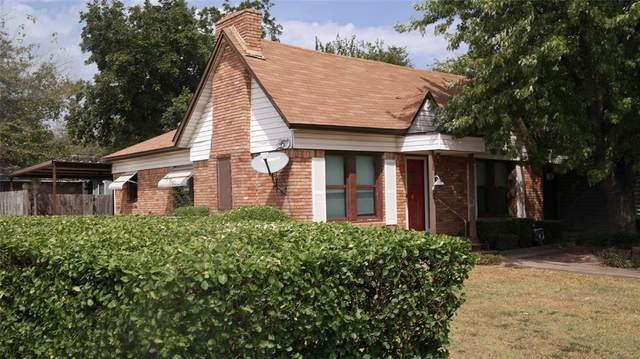 112 S 6th Street, Godley, TX 76044 (MLS #14675031) :: Frankie Arthur Real Estate