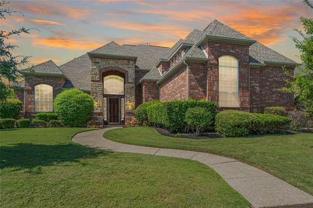 808 Lake Creek Drive, Mckinney, TX 75072 (MLS #14675035) :: The Good Home Team