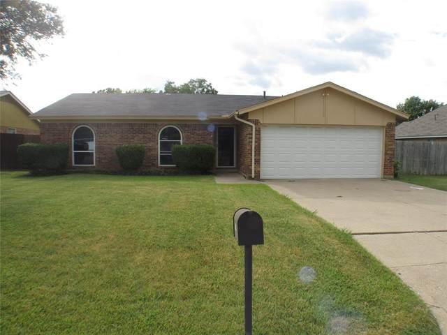 4937 Jordan Park Drive, Haltom City, TX 76117 (MLS #14675039) :: Real Estate By Design