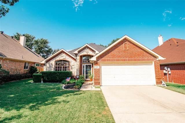 6409 Eagle Creek Drive, Flower Mound, TX 75028 (MLS #14675041) :: Real Estate By Design