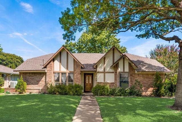 1707 Damian Way, Richardson, TX 75081 (MLS #14675059) :: Real Estate By Design