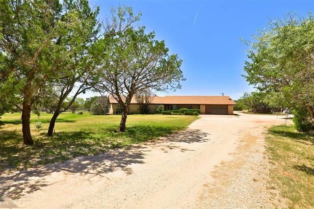 242 County Road 676, Tuscola, TX 79562 (MLS #14675073) :: The Rhodes Team