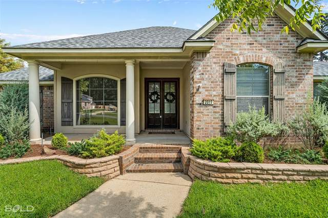 2019 Honeytree Trail, Haughton, LA 71037 (MLS #14675075) :: Real Estate By Design