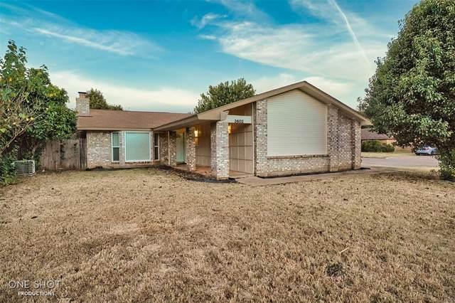 3602 Scranton Lane, Abilene, TX 79602 (MLS #14675089) :: The Russell-Rose Team