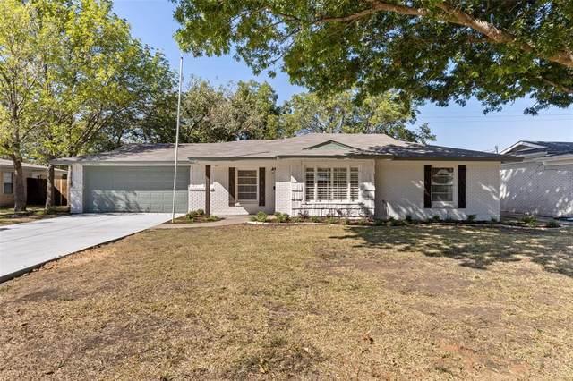 6829 Briley Drive, North Richland Hills, TX 76180 (MLS #14675092) :: Craig Properties Group