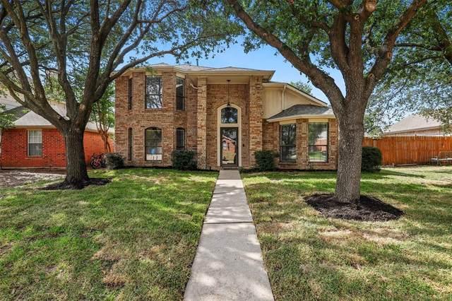 621 Teakwood Drive, Flower Mound, TX 75028 (MLS #14675117) :: Real Estate By Design
