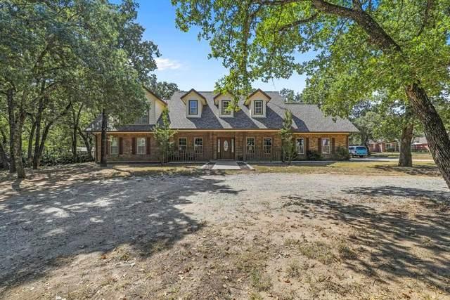 2865 J E Woody Road, Springtown, TX 76082 (MLS #14675120) :: VIVO Realty