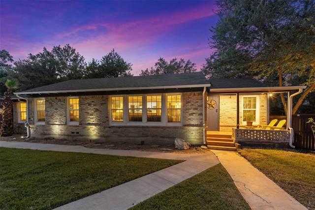 445 N Cavender Street, Dallas, TX 75211 (MLS #14675131) :: Trinity Premier Properties