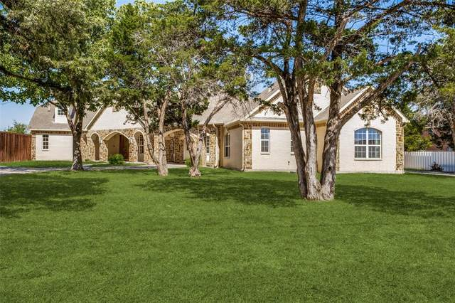 4623 Barstow Boulevard, Dallas, TX 75236 (MLS #14675133) :: Real Estate By Design