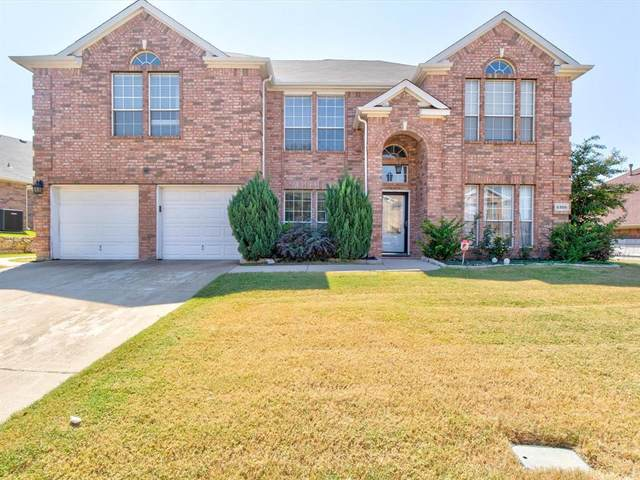 5305 Summer Meadows Drive, Fort Worth, TX 76123 (MLS #14675144) :: Real Estate By Design
