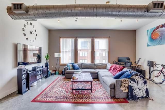 2502 Live Oak Street #308, Dallas, TX 75204 (MLS #14675150) :: Real Estate By Design