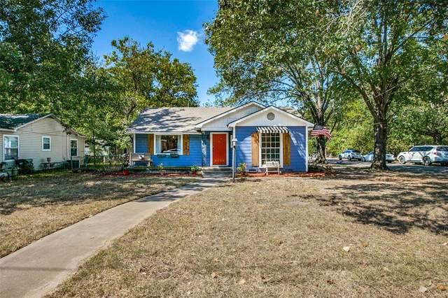 2102 W 2nd Avenue, Corsicana, TX 75110 (MLS #14675178) :: Crawford and Company, Realtors