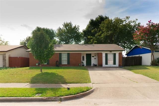 1421 Eastside Drive, Mesquite, TX 75149 (MLS #14675181) :: Frankie Arthur Real Estate