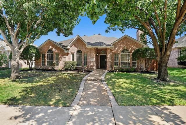 2119 Alto Avenue, Carrollton, TX 75007 (MLS #14675185) :: The Russell-Rose Team