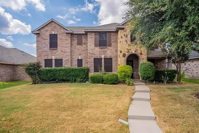 2023 Godiva Street, Lancaster, TX 75134 (MLS #14675191) :: VIVO Realty