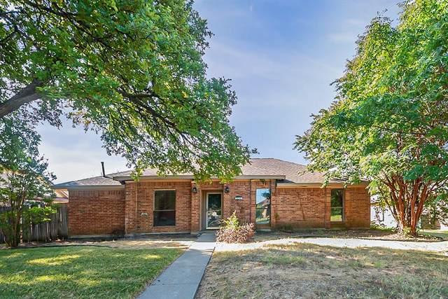 1650 Canterbury Lane, Lewisville, TX 75067 (MLS #14675208) :: Crawford and Company, Realtors
