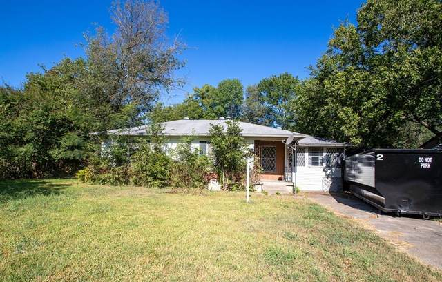 1315 Whitley Drive, Dallas, TX 75217 (MLS #14675212) :: Real Estate By Design
