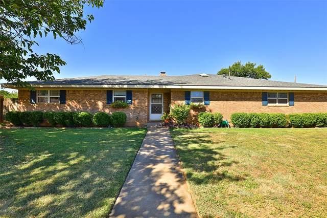 900 Avondale, Merkel, TX 79536 (MLS #14675224) :: Trinity Premier Properties
