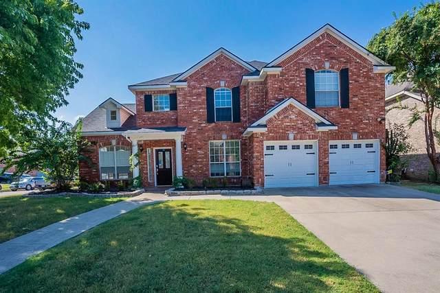 557 Salisbury Drive, Grand Prairie, TX 75052 (MLS #14675238) :: The Chad Smith Team