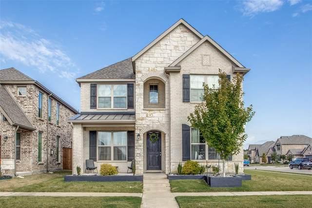 2000 Barx Drive, Little Elm, TX 75068 (MLS #14675245) :: Frankie Arthur Real Estate