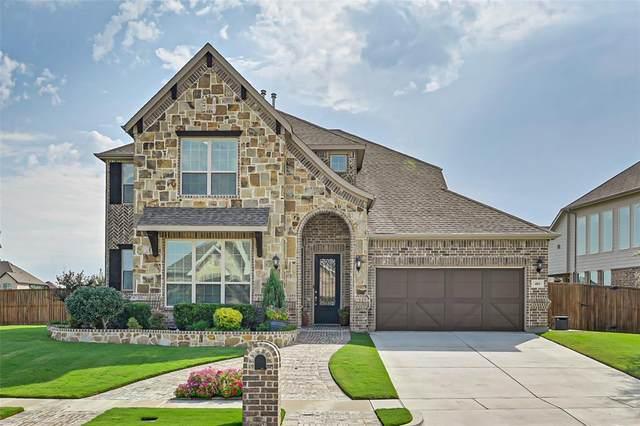 401 Plumeria Drive, Mansfield, TX 76063 (MLS #14675254) :: Real Estate By Design