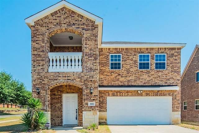 101 Mitchell Street, Terrell, TX 75160 (MLS #14675258) :: 1st Choice Realty