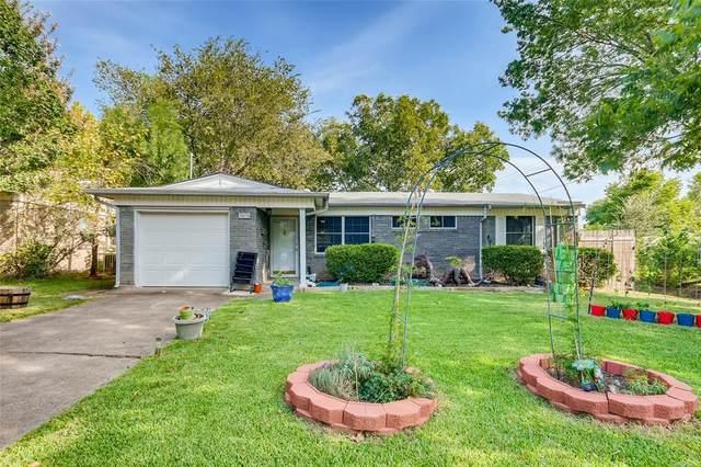 3070 Mason Drive, Mesquite, TX 75150 (MLS #14675274) :: Real Estate By Design
