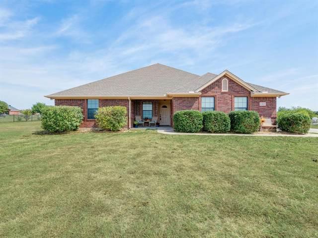 1302 Renshaw Drive, Rhome, TX 76078 (MLS #14675278) :: Frankie Arthur Real Estate