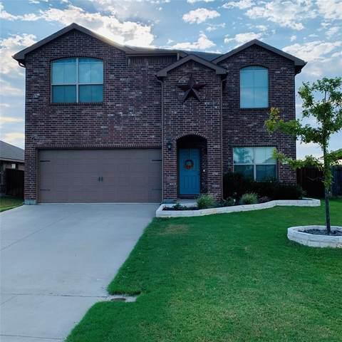 216 Meadowlands Drive, Ponder, TX 76259 (MLS #14675298) :: Crawford and Company, Realtors