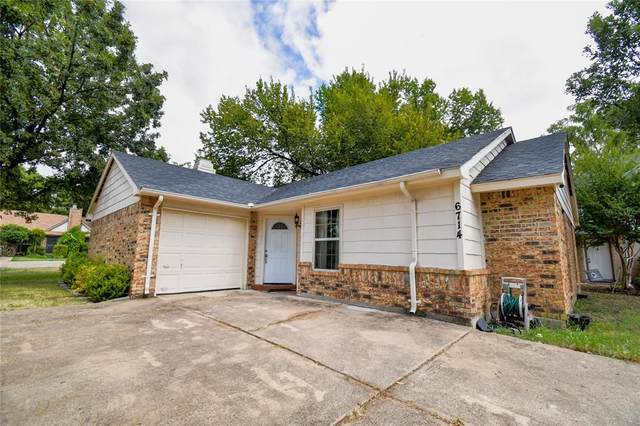 6714 Oriole Court, Fort Worth, TX 76137 (MLS #14675305) :: Real Estate By Design