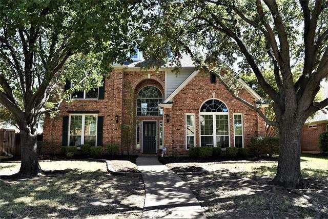 116 Longmeadow Drive, Coppell, TX 75019 (MLS #14675313) :: The Rhodes Team