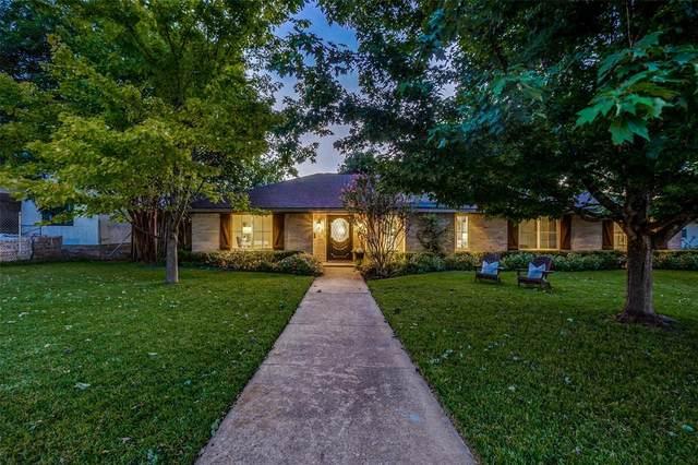 12119 Crestline Avenue, Dallas, TX 75244 (MLS #14675314) :: The Chad Smith Team