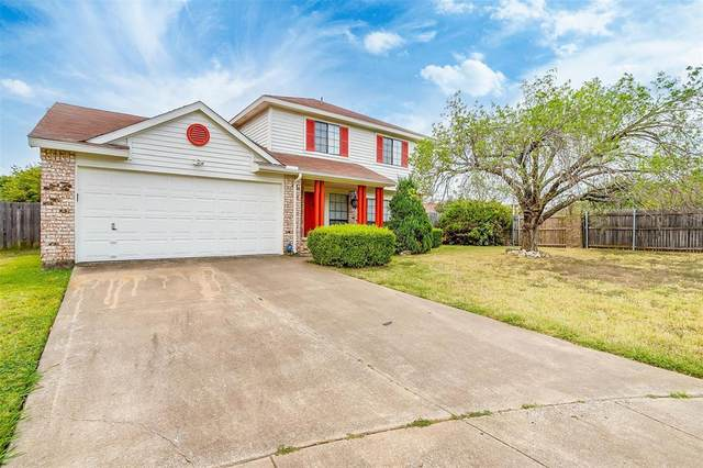 3417 Forest Creek Drive, Fort Worth, TX 76123 (MLS #14675317) :: Real Estate By Design