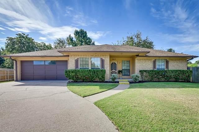 5617 Louise Way Drive, Arlington, TX 76017 (MLS #14675318) :: Craig Properties Group
