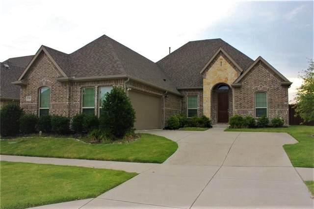 13889 Vera Cruz Road, Frisco, TX 75035 (MLS #14675325) :: Real Estate By Design