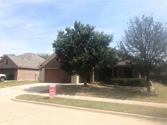 146 Springtree Street, Denton, TX 76209 (MLS #14675330) :: Real Estate By Design