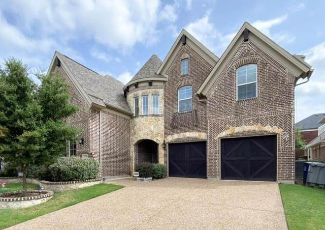 14008 Notting Hill Drive, Little Elm, TX 75068 (MLS #14675334) :: Real Estate By Design