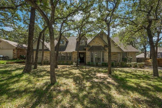 1208 Shirley Way, Bedford, TX 76022 (MLS #14675336) :: The Chad Smith Team